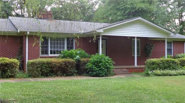 5908 Moorefield Memorial Highway, Liberty, SC 29657 (MLS #20229758) :: Les Walden Real Estate