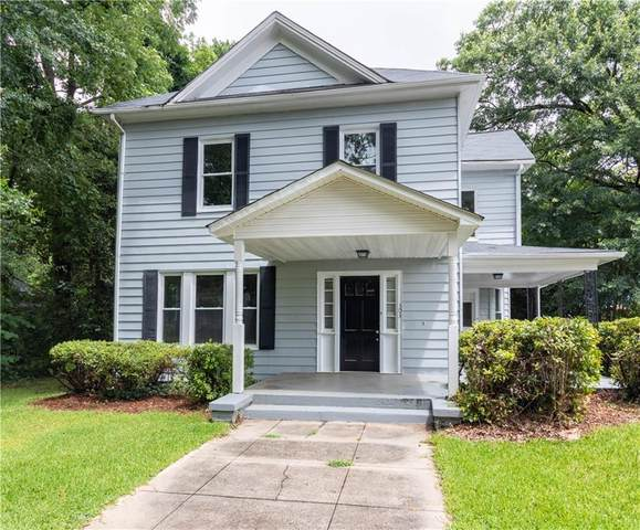 303 Cater Street, Anderson, SC 29621 (MLS #20229771) :: Les Walden Real Estate