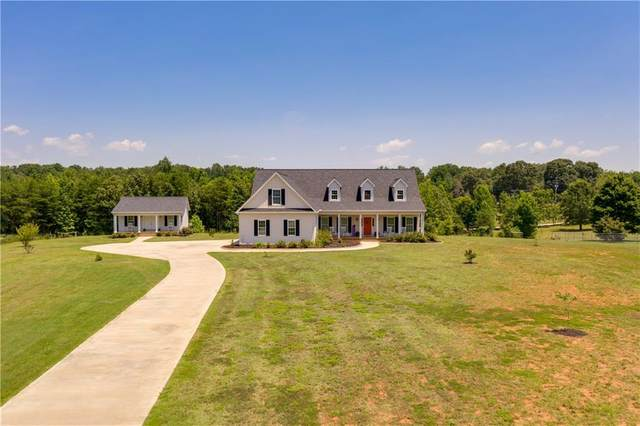 171 Pea Ridge Road, Central, SC 29630 (MLS #20229782) :: The Powell Group