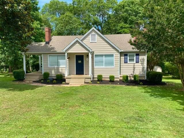 7 Blue Ridge Drive, Liberty, SC 29657 (MLS #20229784) :: The Powell Group