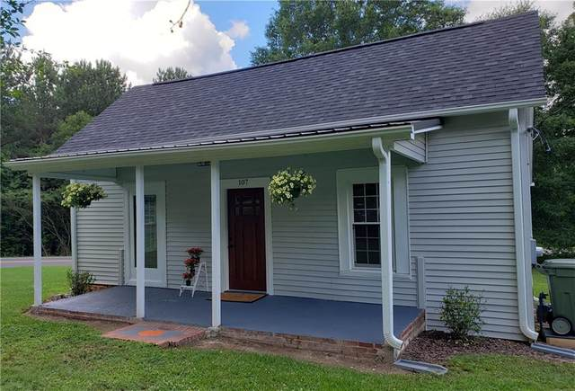 107 Summey Street, Central, SC 29630 (MLS #20229818) :: Tri-County Properties at KW Lake Region