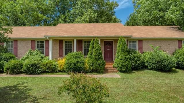 103 Merrimeadows Road, Easley, SC 29642 (MLS #20229878) :: Les Walden Real Estate