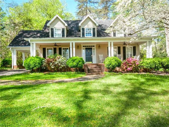 150 New Hope Road, Pickens, SC 29671 (MLS #20229886) :: The Powell Group