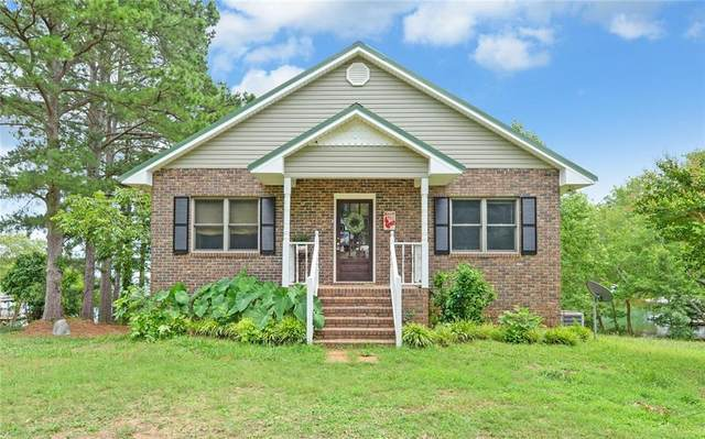158 Browns Lane, Hartwell, GA 30643 (MLS #20229892) :: Les Walden Real Estate