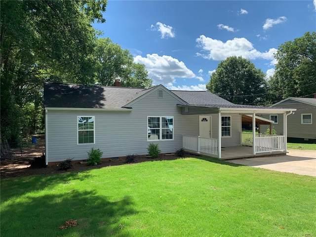 110 Avondale Road, Anderson, SC 29624 (MLS #20229894) :: Les Walden Real Estate