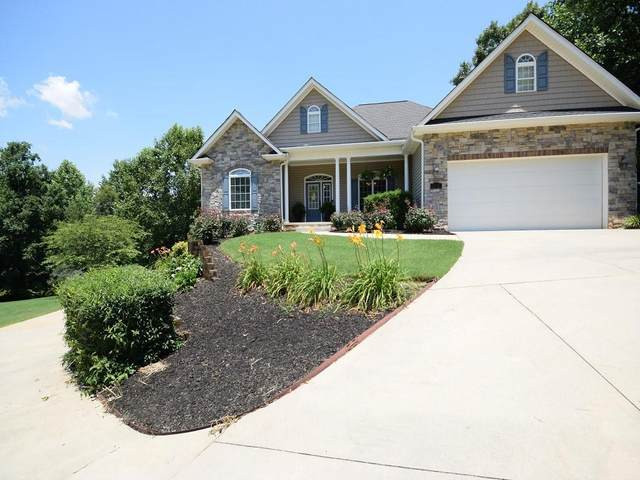 604 Laurel Haven Court, Seneca, SC 29678 (MLS #20229895) :: Tri-County Properties at KW Lake Region