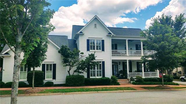 201 Village Walk Lane, Clemson, SC 29631 (MLS #20229896) :: Tri-County Properties at KW Lake Region