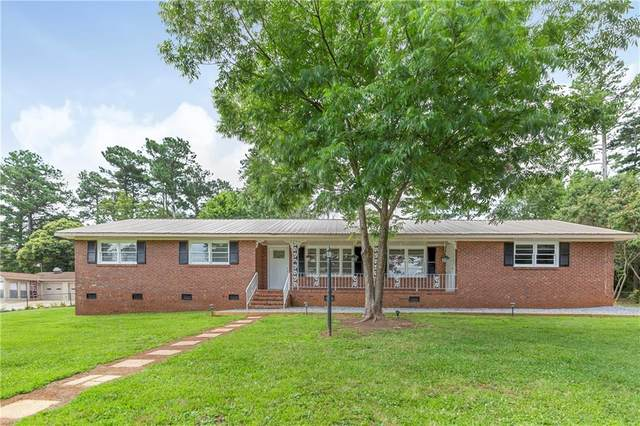 108 Leon Drive, Anderson, SC 29621 (MLS #20229913) :: The Powell Group