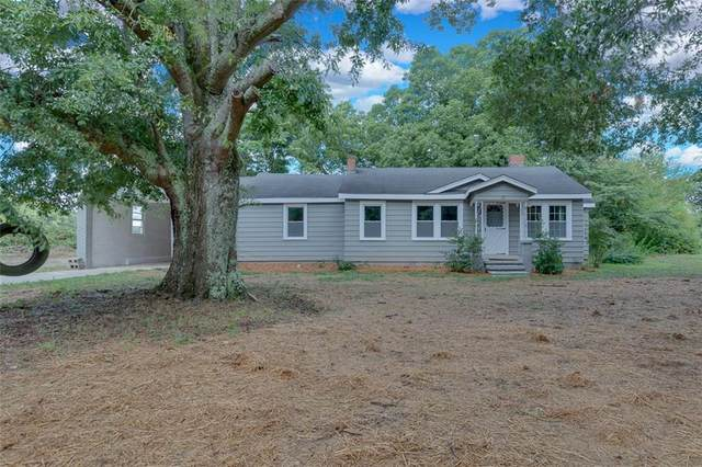 610 Belton Highway, Williamston, SC 29697 (MLS #20229962) :: The Powell Group