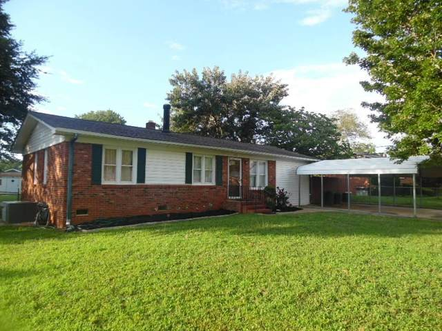 106 Elm Avenue, Anderson, SC 29625 (MLS #20229976) :: The Powell Group