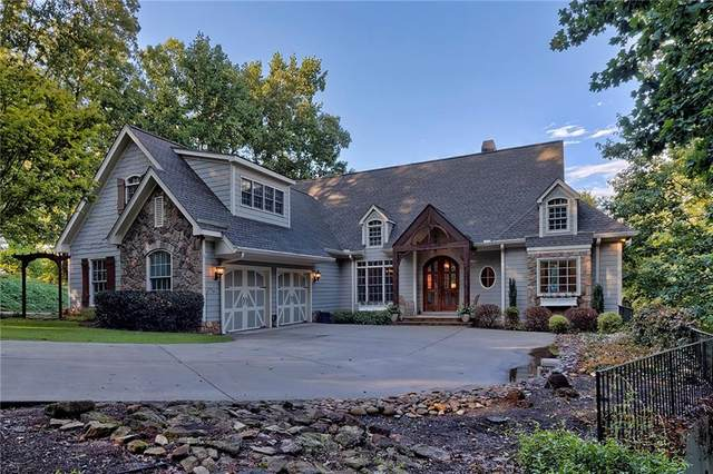 244 Mountain View Pointe Drive, Seneca, SC 29672 (MLS #20229978) :: Les Walden Real Estate