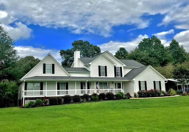 4902 Pickens Creek Road, Hodges, SC 29653 (MLS #20229987) :: The Powell Group