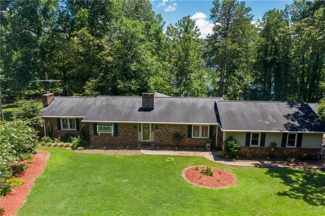 1501 Wilbanks Road, Seneca, SC 29678 (MLS #20230000) :: Les Walden Real Estate