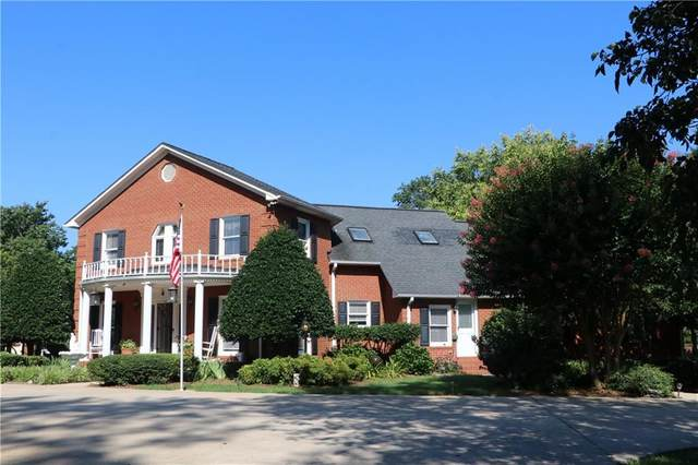 701 Little Creek Road, Anderson, SC 29621 (MLS #20230005) :: The Powell Group