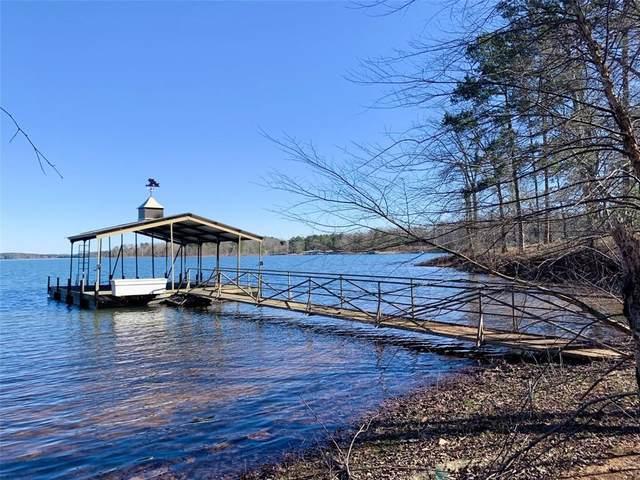 0 Crawford Ferry Road, Hartwell, GA 30643 (MLS #20230006) :: Les Walden Real Estate