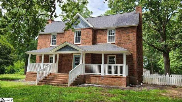 5143 81 N Highway, Williamston, SC 29697 (MLS #20230009) :: The Powell Group