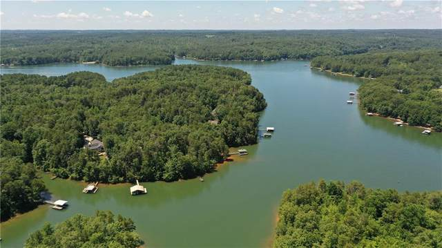 Lot 45A Rigsbee Road, Westminster, SC 29693 (#20230039) :: J. Michael Manley Team