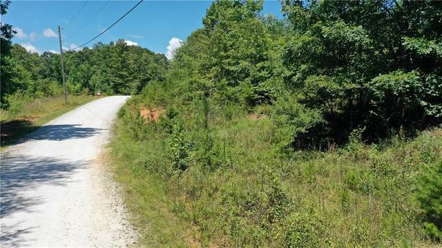 Lot 58 Rigsbee Road, Westminster, SC 29693 (MLS #20230047) :: The Powell Group
