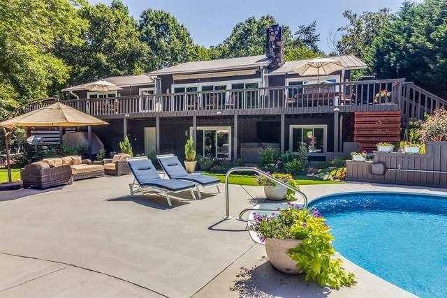 1419 Keowee Lakeshore Drive, Seneca, SC 29672 (MLS #20230087) :: Les Walden Real Estate