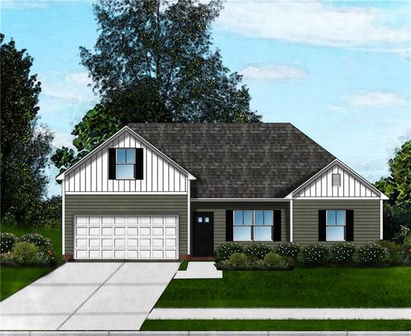 127 Sunny Point Loop, Central, SC 29630 (MLS #20230088) :: The Powell Group