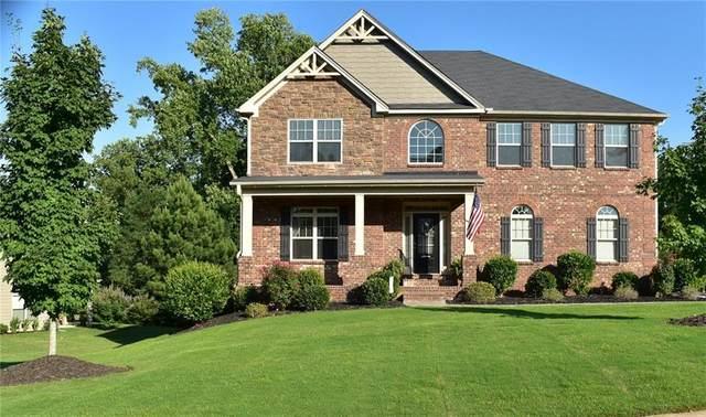 108 Saddlehorn Lane, Easley, SC 29642 (MLS #20230128) :: Les Walden Real Estate