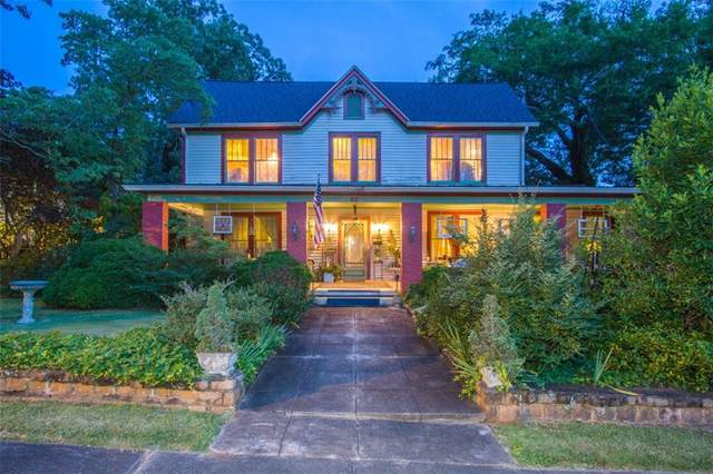 602 Marshall Avenue, Anderson, SC 29621 (MLS #20230173) :: The Powell Group