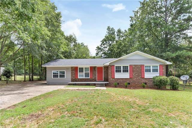 3521 Chipwood Drive, Anderson, SC 29624 (#20230285) :: J. Michael Manley Team