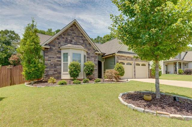 140 Stone Cottage Drive, Anderson, SC 29621 (MLS #20230365) :: Prime Realty