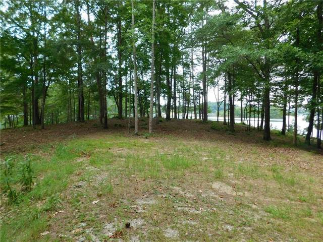 183 Lake Breeze Trail, Six Mile, SC 29682 (MLS #20230390) :: The Powell Group