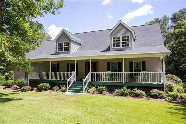 179 Beaver Lake Road, West Union, SC 29696 (MLS #20230394) :: The Powell Group