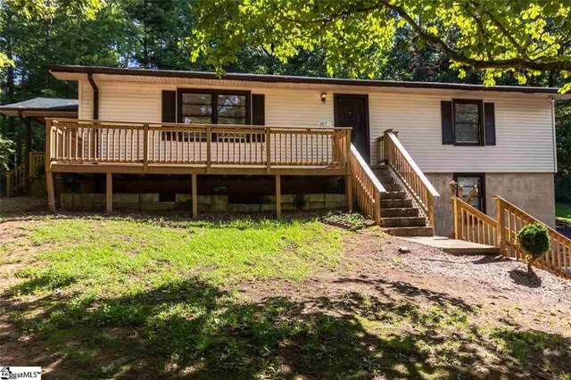 1617 Playground Road, Walhalla, SC 29691 (MLS #20230400) :: The Powell Group