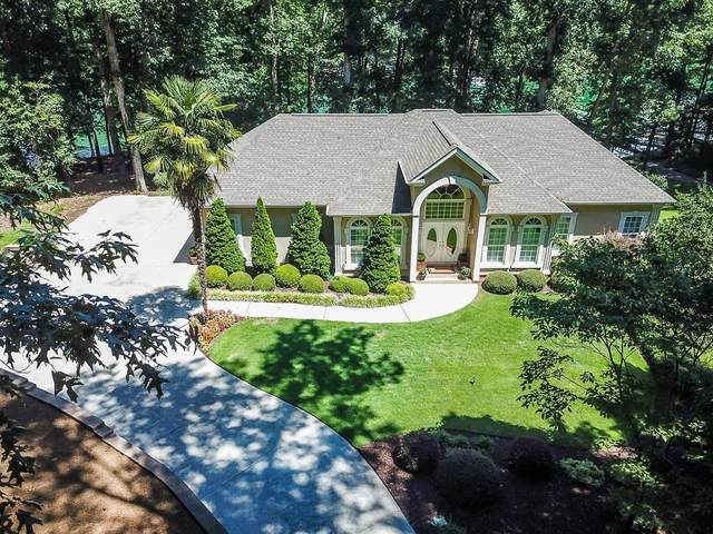 122 Pinnacle Pointe Drive, Seneca, SC 29672 (MLS #20230404) :: The Powell Group