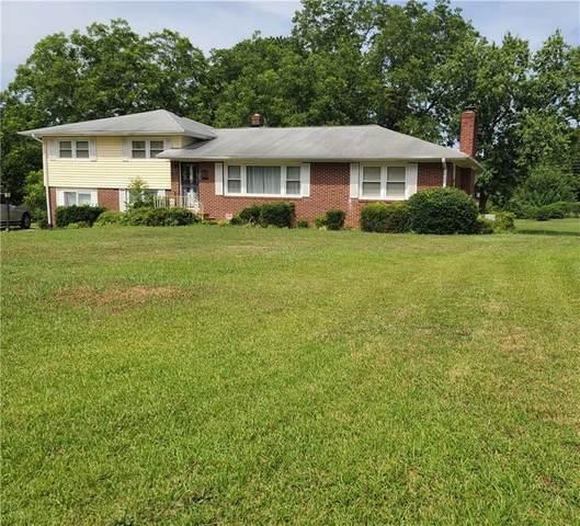 908 Plantation Road, Anderson, SC 29621 (MLS #20230407) :: Prime Realty