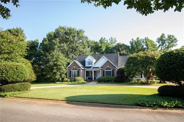 101 Moorhaven Drive, Liberty, SC 29657 (MLS #20230419) :: The Powell Group