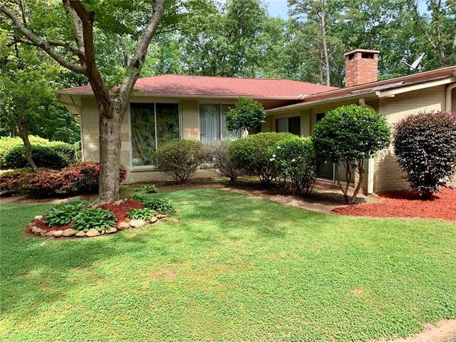 336 Woodland Way, Clemson, SC 29631 (MLS #20230456) :: Prime Realty