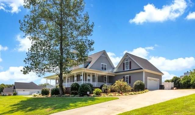 202 Edens Ridge Drive, Six Mile, SC 29682 (MLS #20230499) :: Les Walden Real Estate