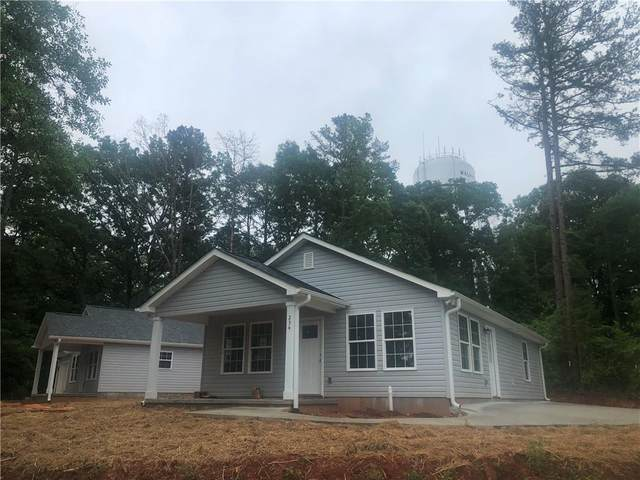 02 Spring Street, Walhalla, SC 29691 (MLS #20230502) :: The Powell Group