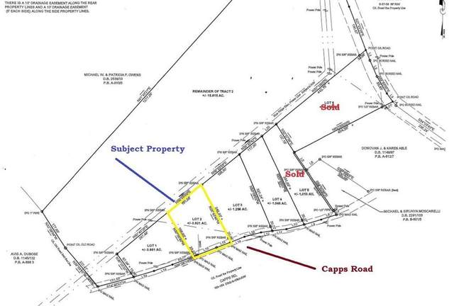02 Capps Road, Walhalla, SC 29691 (MLS #20230515) :: The Powell Group