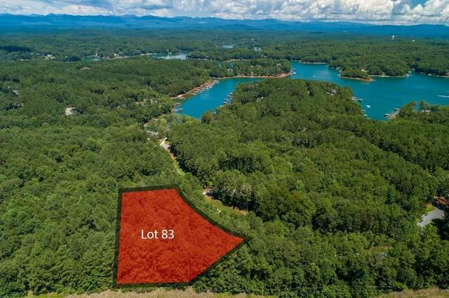 Lot 83 Fern Hollow Court, Seneca, SC 29672 (MLS #20230545) :: The Powell Group