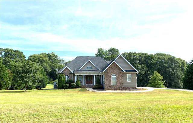 349 Winstead Road, West Union, SC 29696 (MLS #20230594) :: The Powell Group