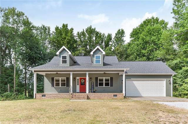 150 Osborne Road, Townville, SC 29689 (MLS #20230601) :: The Powell Group