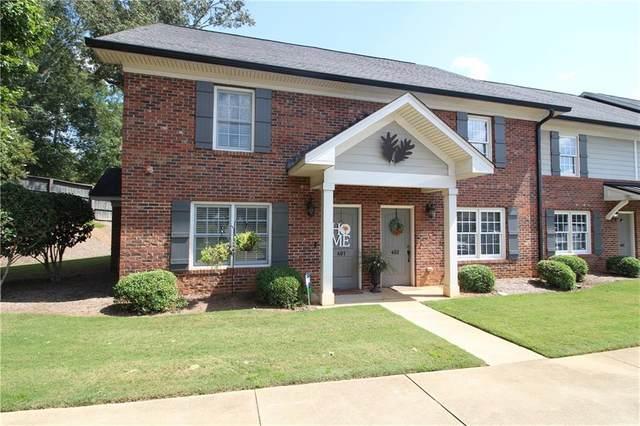 209 Calhoun Street, Clemson, SC 29631 (MLS #20230611) :: Les Walden Real Estate