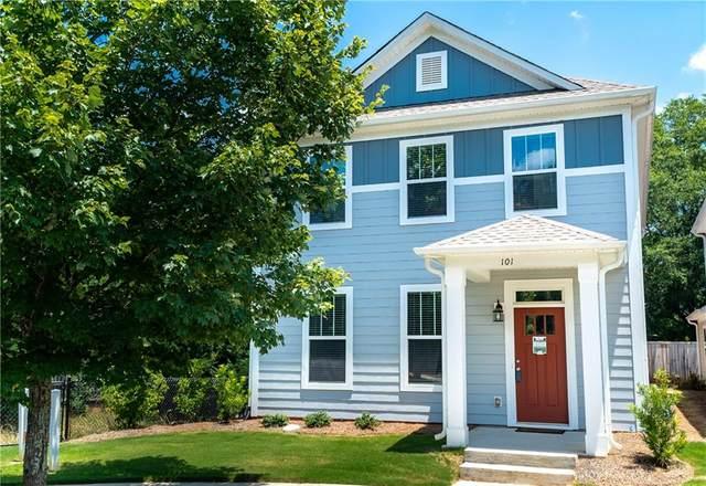 101 Fuller Estate Drive, Clemson, SC 29631 (MLS #20230630) :: The Powell Group