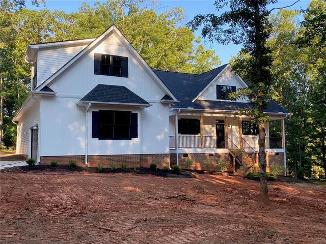 305 Oak Bend Manor Overlook, Central, SC 29630 (MLS #20230632) :: The Powell Group