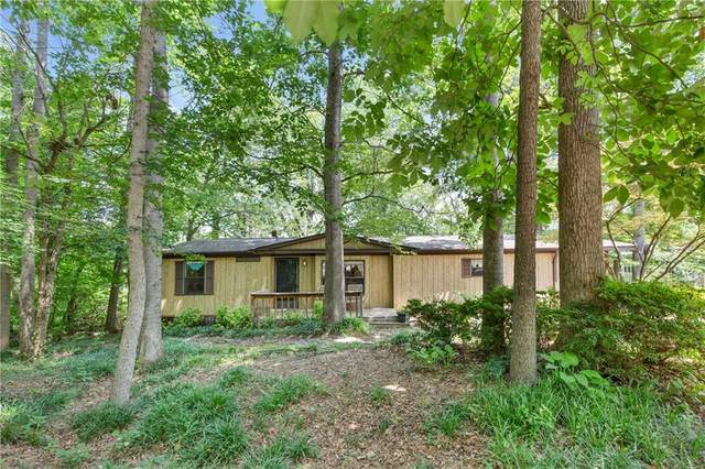 88 Chauvin Court, Martin, GA 30557 (MLS #20230645) :: The Powell Group