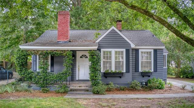 605 Blair Street, Anderson, SC 29625 (MLS #20230651) :: The Powell Group