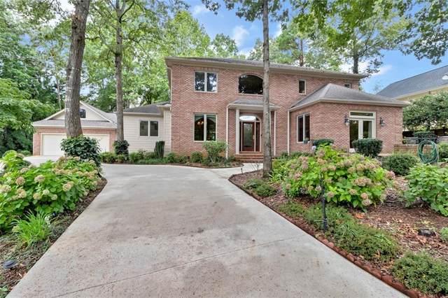 314 Oakleaf Court, Seneca, SC 29672 (MLS #20230718) :: Les Walden Real Estate