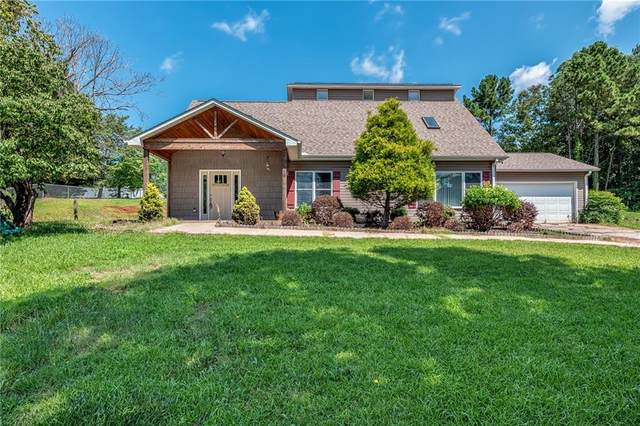 109 Jamlette Drive, Walhalla, SC 29691 (MLS #20230729) :: The Powell Group