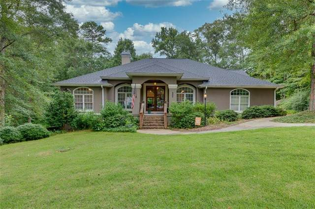 128 Farmgate Road, Pickens, SC 29671 (MLS #20230773) :: The Powell Group