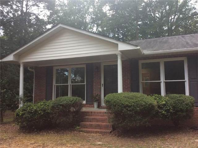 1067 Hwy 72 South, Abbeville, SC 29620 (MLS #20230798) :: The Powell Group